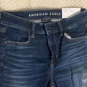 American Eagle Jeggings 4 Short
